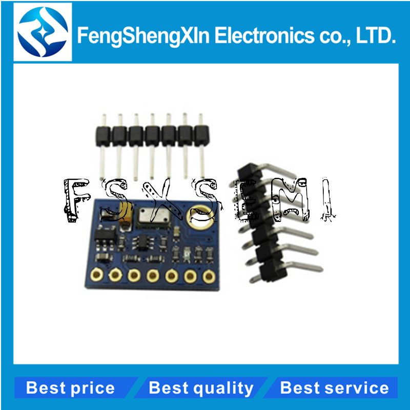 GY-63 MS5611-01BA03 High-resolution Atmospheric Height Sensor Module  GY-63 MS5611-01BA03 High-resolution Atmospheric Height Sensor Module