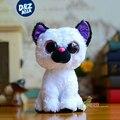 6 ''ty beanie boos Siamese modelos gatinho de pelúcia boneca bonito gatos brinquedos de pelúcia presentes de pelúcia brinquedos
