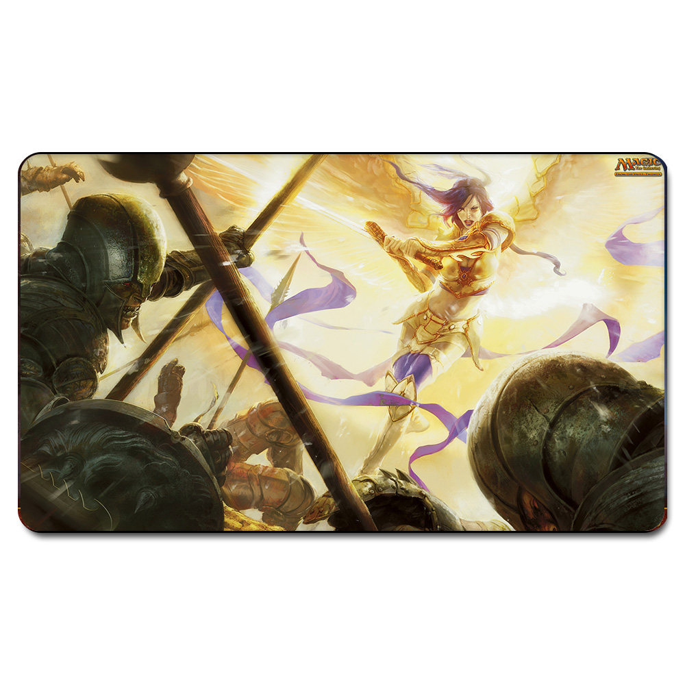 Many Playmat Choice AKROMAS VENGEANCE PLAYMAT MGT Board Games Play Mat Magic Card Games Table Pad with Free Gift Bag