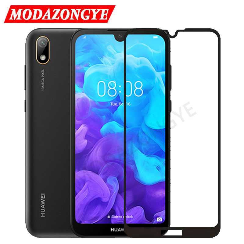 Huawei Y5 2019 Glass Screen Protector Tempered Glass For Huawei Y5 2019 AMN-LX1 AMN LX1 Y 5 2019 Y52019 Protective Glass Film
