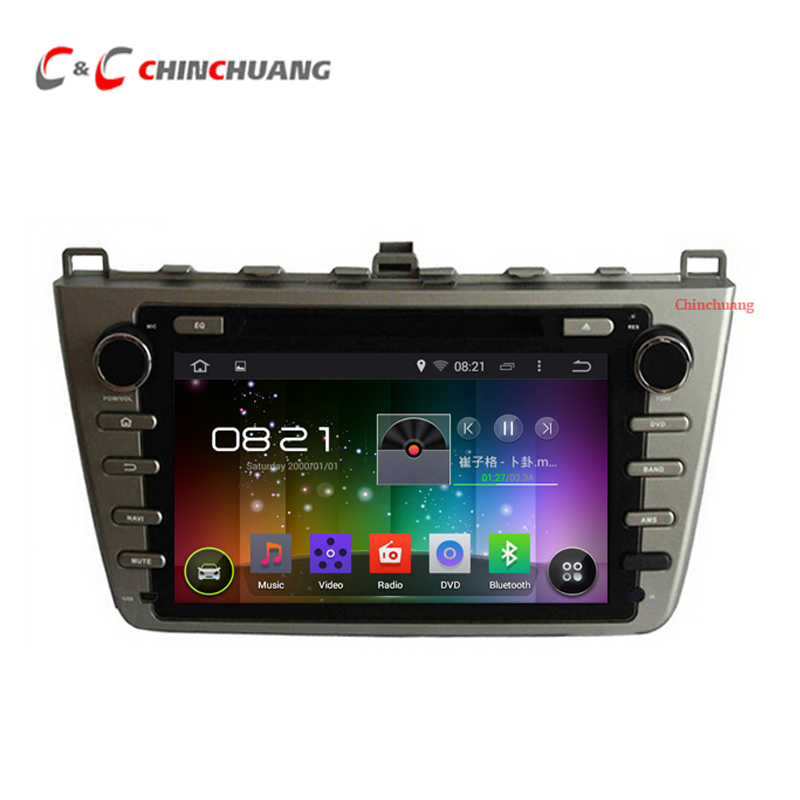 New 4 Quad Core Android 511 Car Dvd Player For Mazda 6 With Rhaliexpress: Mazda 6 2009 Radio Bose Antenna At Gmaili.net
