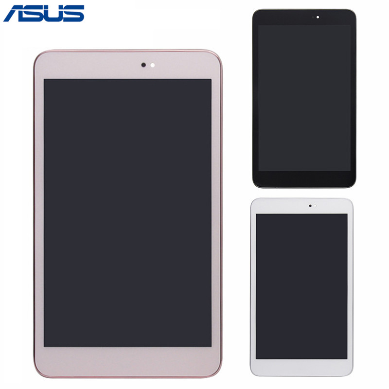 Asus ME581 Full screen LCD Display Touch Screen Assembly Replacement parts For Asus MeMO Pad 8 ME581 ME581C k01h LCD screen 800 128 b080ean02 0 lcd display matrix screen panel replacement parts for for asus memo pad 8 me180 me180a k00l tablet pc