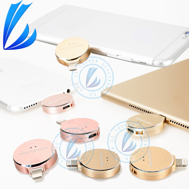 LL TRADER Good Quality For iPhone IOS Android i-Flash Drive OTG USB Flash Device Memory Stick 128GB / 64 GB For iPad iOS Devices