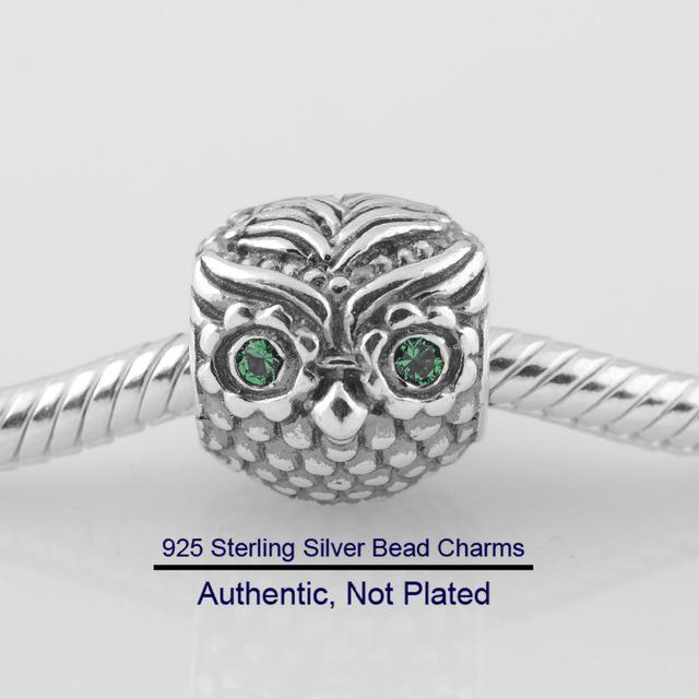 Contas para fazer jóias diy serve para pandora pulseira encantos europeus 925 esterlina-prata-jóias de prata bola de praia charme lw15289