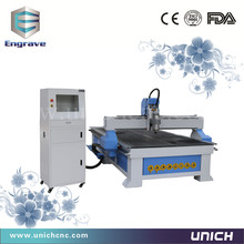 Discount price 1500 3000mm cnc wood lathe cnc router machine