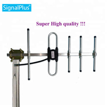 433MHz yagi antenna 10dBi 5 elements high quality with 30cm cable N Female or customized connector