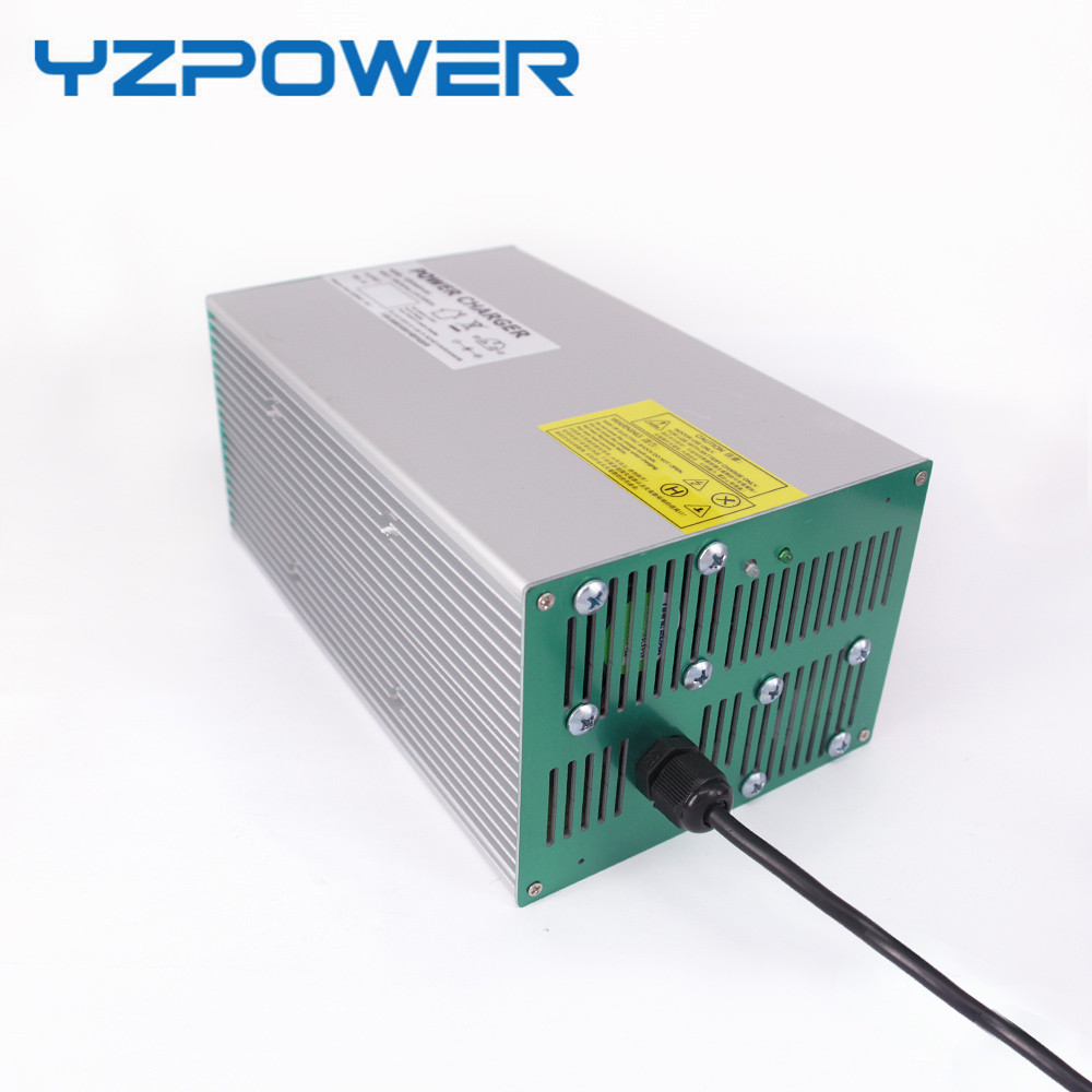 YZPOWER 14S 58.8V 10A 11A 12A 13A 14A 15A Lithium Li-ion Lipo Battery Charger for 48V Lithium Battery Factory Price free shipping 48v 15ah battery pack lithium ion motor bike electric 48v scooters with 30a bms 2a charger