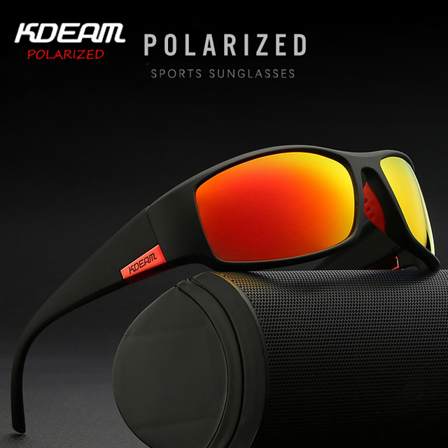 KDEAM Unidade Óculos Polarizados Óculos de Sol Dos Homens Das Mulheres óculos de Sol Da Praia do Verão Óculos UV400 KD111 Cat Eye Glasses Dropshipping