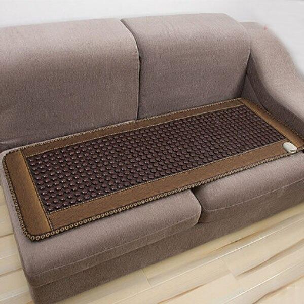 2016 Germanium Stone Mattress Micro Physical Therapy Heated Tourmaline Sofa  Cushion New Free Shippingu0026Wholesale Price