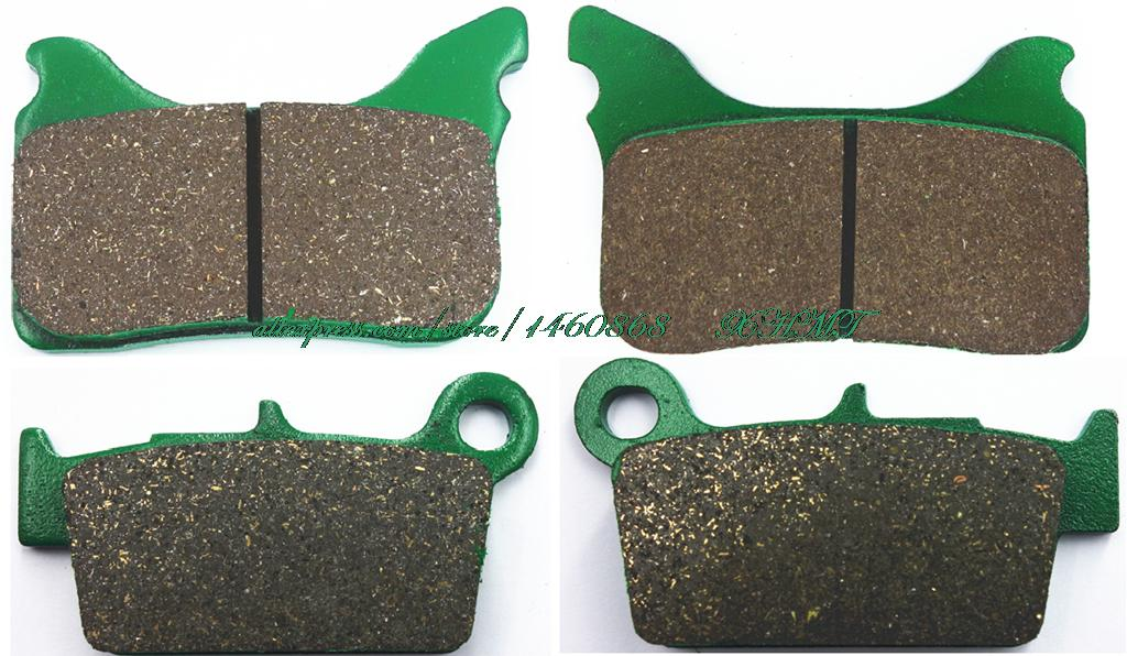 Disc Brake Pads Set For Aprilia Sxv450 Sxv 450 2005 2006 2007 / Sxv550 Sxv 550 2005 & Up