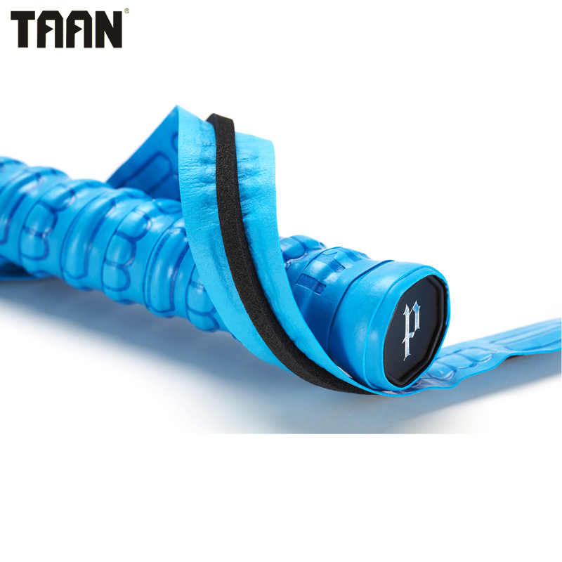 TAAN Brand 3Pcs/lot Professional Over Grip Tennis Racket Overgrip Badminton Handle Tape Anti Slip Shock Absorption Sweatband H12