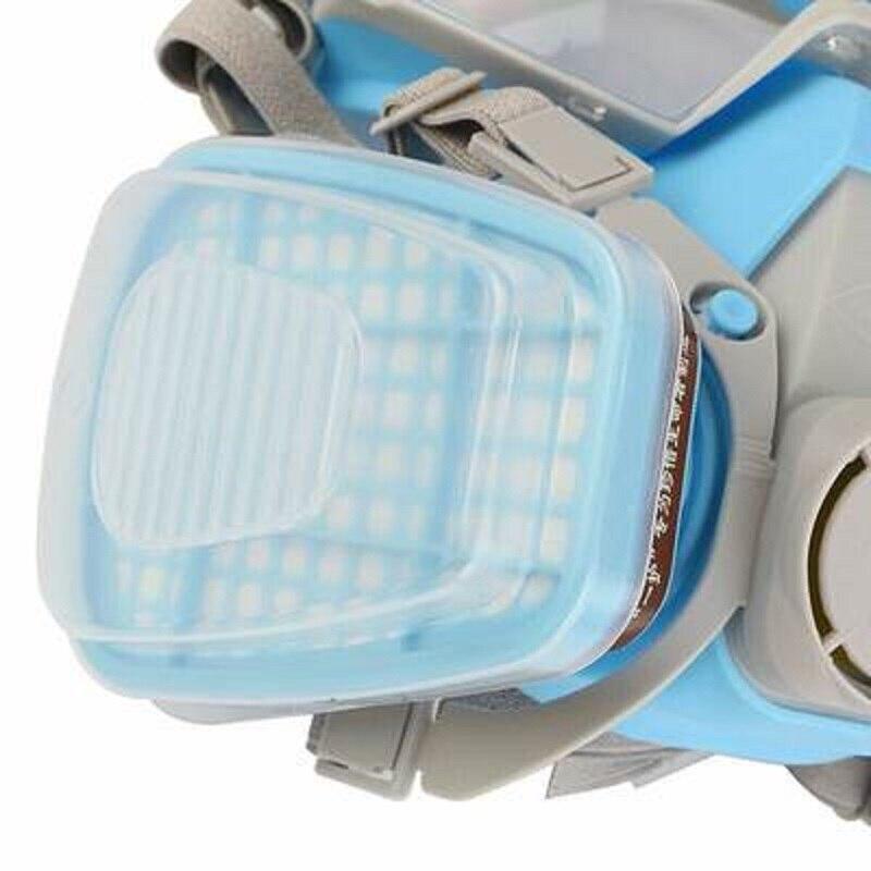 3M 8833 Сварочная маска Анти высокой токсичности пыли маска Анти стекловолокна радиоактивных частиц дыхательный клапан FFP3 - 3