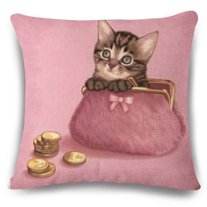 HTB1kw4YMFXXXXXiXVXXq6xXFXXXa - Pug Pillow Cover