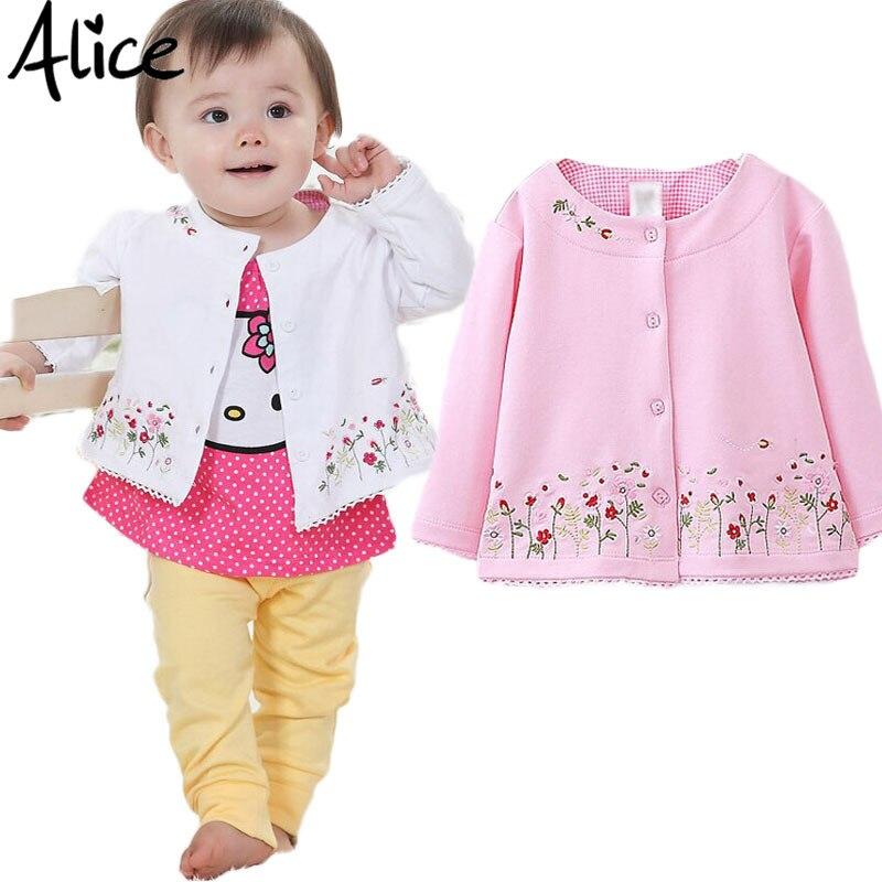 Spring children s clothing female baby girls long