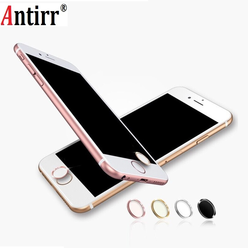 Metal Home Button Sticker For iPhone 8 7 6 6S Plus 5 5S SE iPad Keyboard Support  Touch ID Fingerprint Home Key 80a36c3b54