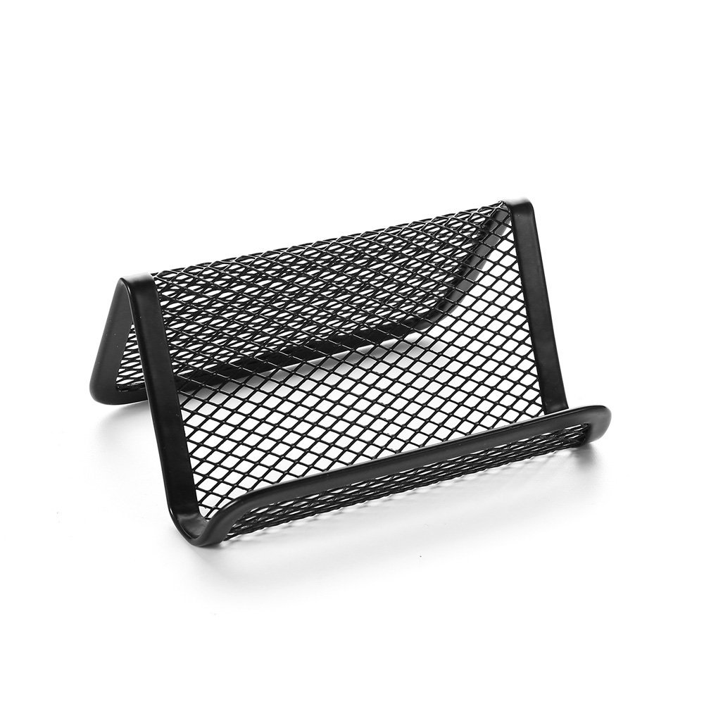 Metal A4 Paper Office Mesh Document File Paper Letter Tray Organiser ...