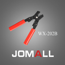 Купить с кэшбэком WX-202B mini crimping plier for non-insulated terminals