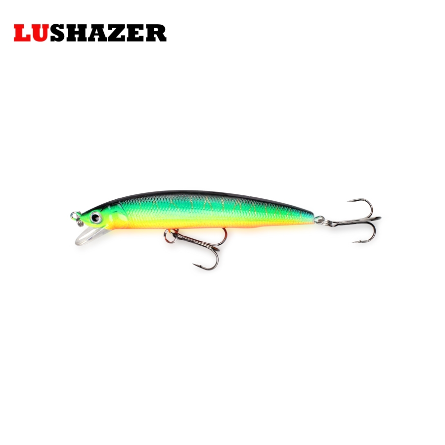 LUSHAZER Fishing Bait Minnow Lures 120mm 16g Carp Fishing Wobblers Isca Artificial Hard Baits China Fishing Tackle Pesca lushazer fishing bait minnow lure crank lures 8 6g 50mm bass lure crankbait carp fishing tackle hard baits china free shipping