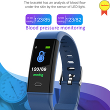 цена на Men Sport Smart band smartWatch Bracelet Blood Pressure Heart Rate Monitoring Fitness Tracker smart band smartwatch PK mi band 3