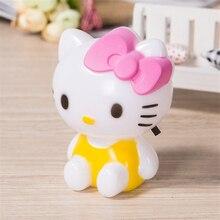 Night Light Hello Kitty LED