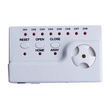 Control Unit for Wired Water Leakage Detection Alarm System WLD-806, Free Shipping