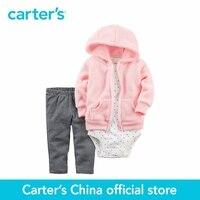 Carter's/3 шт. для маленьких детей для маленьких куртка комплект 121h508, продается из официального магазина Carter's в Китае
