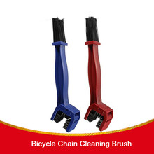 Bike Wash Tool Mountain Cleaning Brush Bicycle Chain Toothbrush Equipment Convenience Portable