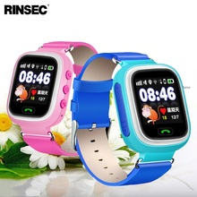 Q90 GPS Kid Smart font b Watch b font Baby Anti lost font b Watch b