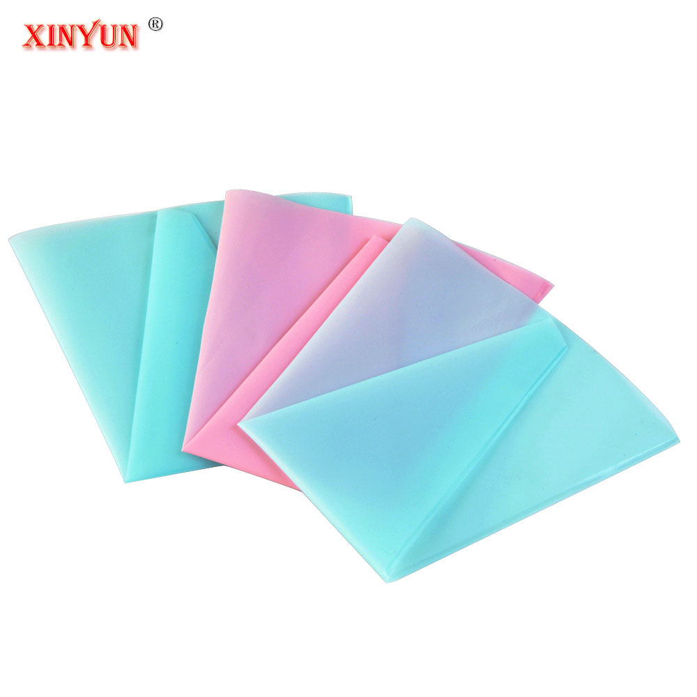 Dropshipping 6 Pcs Reusable Icing Piping Bag Decorating Bag Cream Pastry Bag Cake Decorating Bag Tool Dessert Baking Tools
