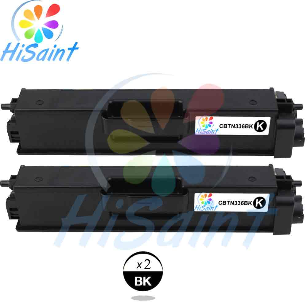 Подробнее о New Arrivals Hisaint Compatible Toner Cartridge Replacement For Brother TN336 TN336BK TN-336BK TN 336BK (Black, 2-Pack)Low price hisaint listing hot cool toner compatible toner cartridge replacement for hp ce250a ce251a ce252a ce253a bk c m y 4 pack best