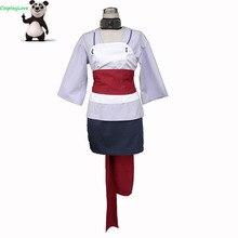 CosplayLove Naruto Shippuden Cosplay Costume Naruto 2th Nara Temari Cosplay Costume Custom Made For Girls Women Adult Kid