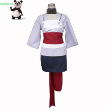CosplayLove Naruto Shippuden Cosplay Costume Naruto 2th Nara Temari Cosplay Costume sur mesure pour les filles femmes adulte enfant