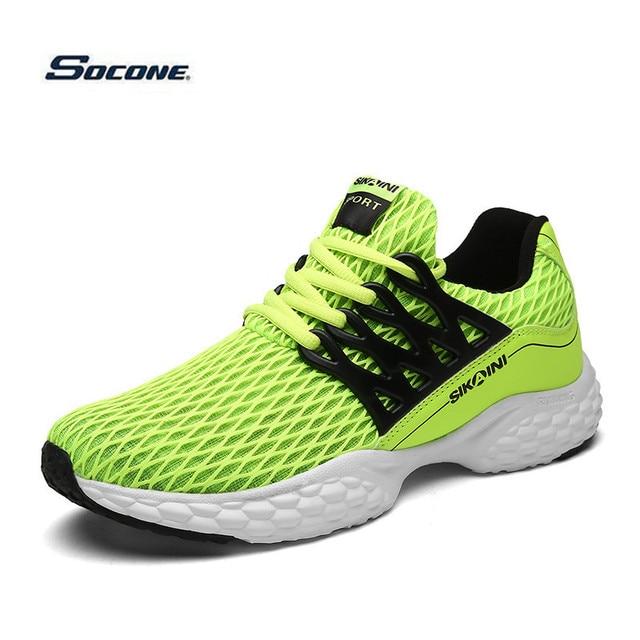 Maille Rembourrées Chaussures De Sport Lny54u