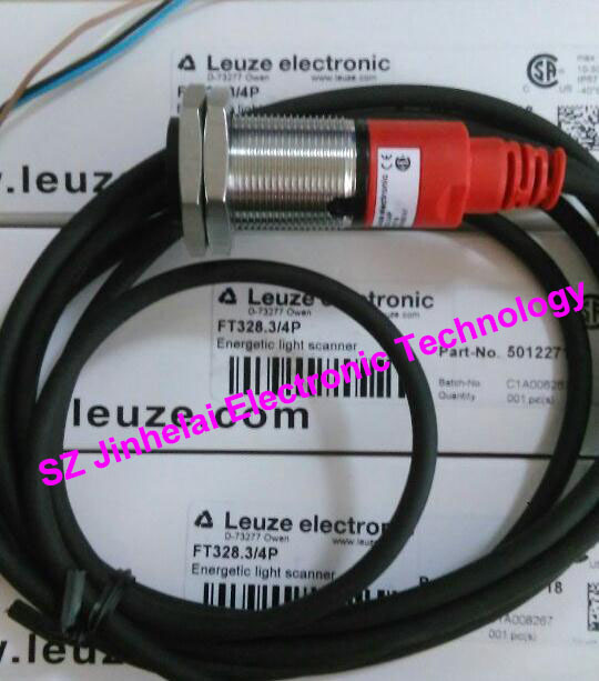 FT328.3/4P New and original Germany LEUZE Photoelectric switch