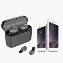 Sports Earbuds TWS Wireless earphones True Stereo HiFi Deep Bass Sound For smart phone Bluetooth 5.0 Earphones