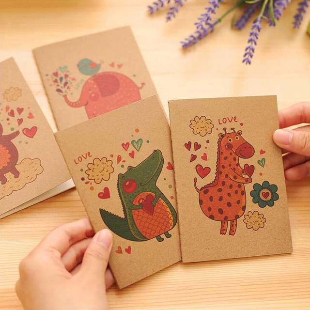 Online Shop 4 Pcslot Pokemon Notebook Pula Diary Book For Students