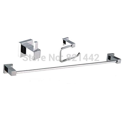 Rollers for shower doors bathroom accessories set square - Solid brass bathroom accessories ...