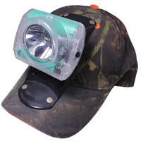 10Pcs Brightest 2017 Newest Cordless Led Cap HeadLamp For Mining Hunting Camping Lamp USB Charger Free
