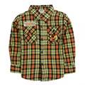 Novatx дети футболки для мальчиков модная одежда дети мальчики рубашки весна хлопок осень дети одежда детская одежда для мальчика