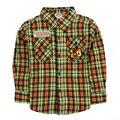 Novatx crianças camisas de t para meninos roupas da moda crianças meninos camisas de algodão primavera outono crianças roupas roupa dos miúdos para o menino