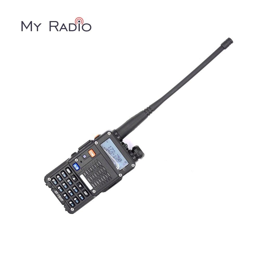 Baofeng F8HP Jambon Transeiver Daul Bandes Max 8 w TX Talkie Walkie avec Écran LCD Portable Talkie Walkie Interphone