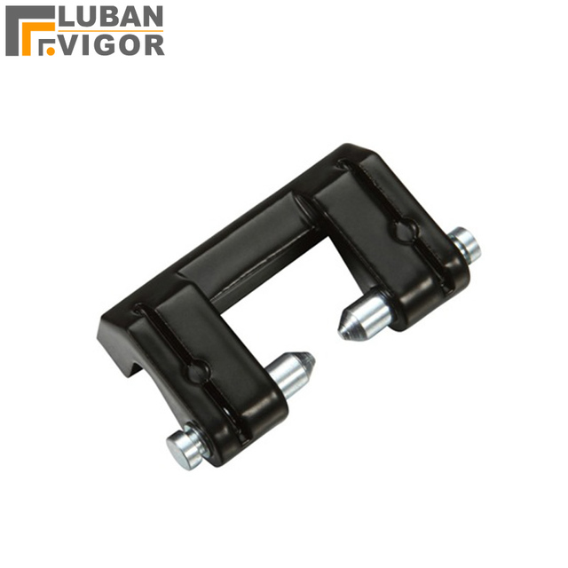 Industrial Cabinet Hinges,CL201 3,small Black,detachable, Mechanical  Equipment Hinged