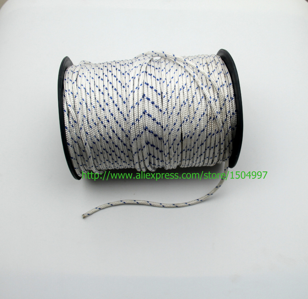 New Starter Rope Pull Cord 2.8MM 2.8 MM 7/67 For ECHO HOMELITE McCulloch HUSS  Pouland Echo Homelite Chainsaws