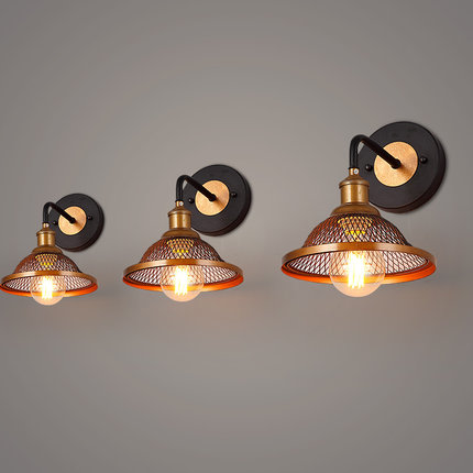 Loft Style Vintage Wall Lamp Bedside Wall Light Fixtures For Living Room Stairs Edison Wall Sconce Indoor Lighting Lamparas modern lamp trophy wall lamp wall lamp bed lighting bedside wall lamp