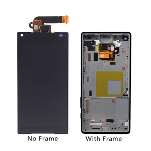 "Image 2 - 4,6 ""AAA display Für Sony Xperia Z5 compact LCD + touchscreen digitizer anstelle für Sony XPERIA Z5 mini e5823 E5803 LCD komponente"