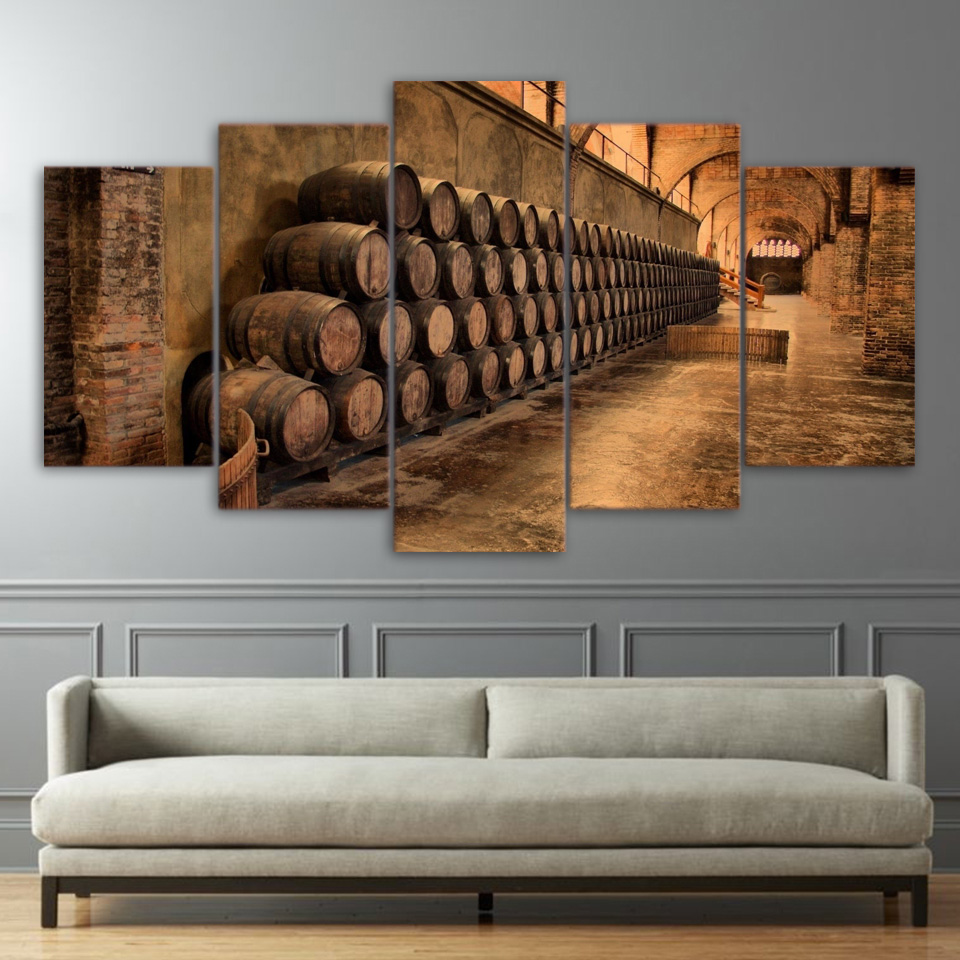 Wine Barrel Wall Art compare prices on wine barrel art- online shopping/buy low price