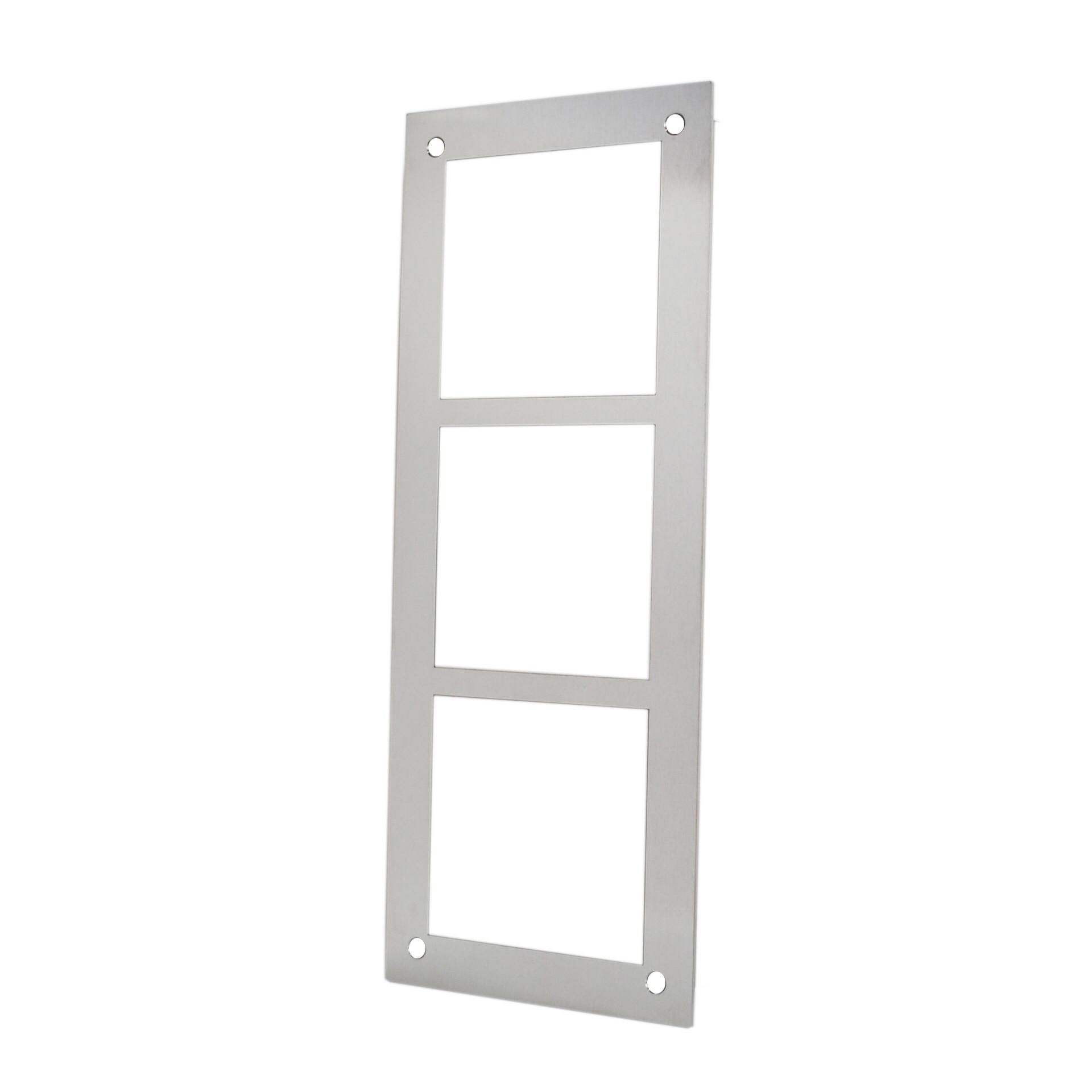 VTOF003 For VTO2000A-C  Front Panel For 3 Modules