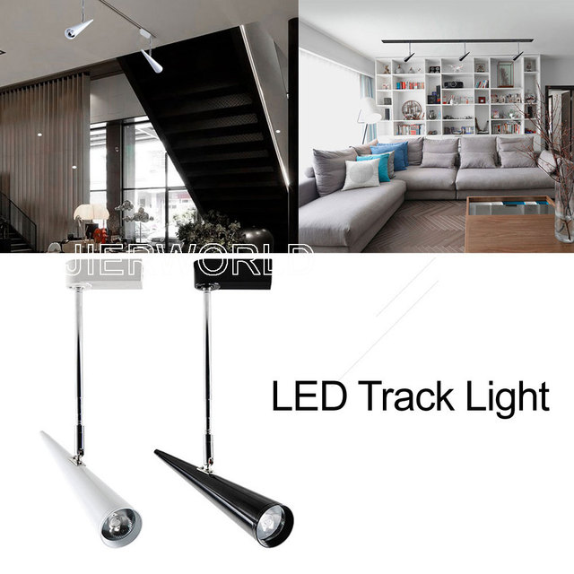 Led track light 5w 7w 9w 12w cob ceiling rail lights for pendant led track light 5w 7w 9w 12w cob ceiling rail lights for pendant kitchen clothes shoes workwithnaturefo
