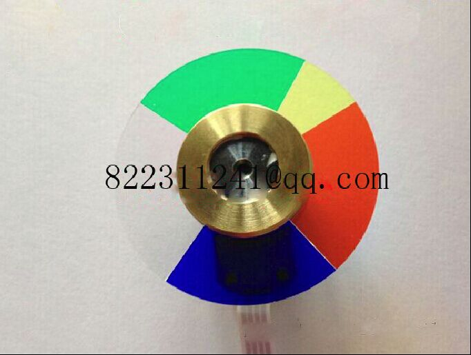 ФОТО NEW original Projector Color Wheel for Optoma DP7269 Projector Color wheel