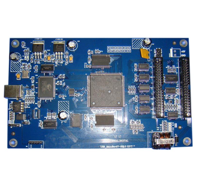 Infiniti/Challenger FY-3206R/FY-3206G/FY-3206H 6 SEI-KO head 35PL Main Board smile ks 3206